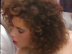 Brunette, German, Hairy, Stockings, Vintage