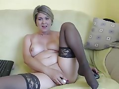 Anal, Mature, Pantyhose, Stockings, Webcam