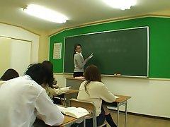 Japanese, Teen, Blowjob, Facial