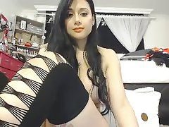 Big Boobs, Masturbation, Webcam