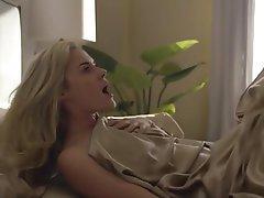 Blonde, Celebrity, Cunnilingus, Orgasm