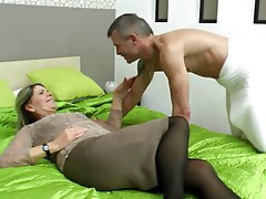Hairy, Granny, Mature, MILF, Old and Young