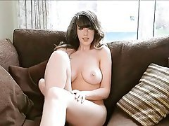 Big Boobs, British, Brunette, Hairy, POV