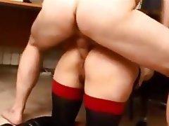 Amateur, Anal, Hardcore, Pantyhose, Stockings
