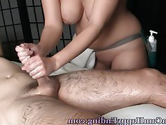 Big Boobs, Handjob, Massage, Voyeur