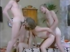 Nerd, Group Sex, Hairy, Old and Young