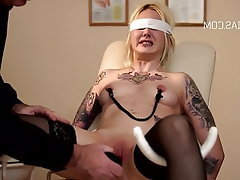 Blonde, BDSM, BDSM