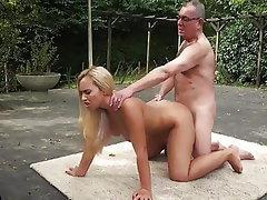 Blonde, Cumshot, Big Tits, Big Ass