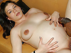 Pregnant, Interracial, Big Nipples, Big Cock