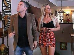 Big Tits, Blonde, Fucking, Hardcore