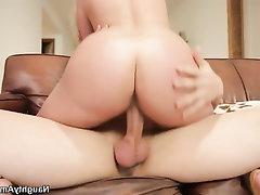 Amateur, Asian, Big Ass, Blowjob