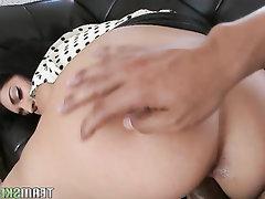 Asian, Babe, Big Ass, Big Tits, Blowjob