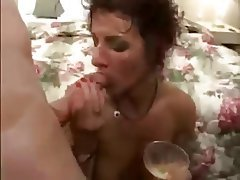 Amateur, Anal, Blowjob, Mature, Threesome