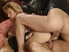 Anal, Blonde, Double Penetration
