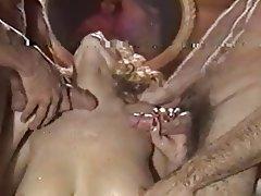 Big Boobs, Blowjob, Hardcore, Threesome, Vintage