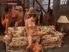 Group Sex, Lesbian, Squirt