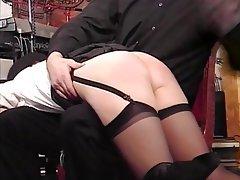 BDSM, Blonde, Pantyhose