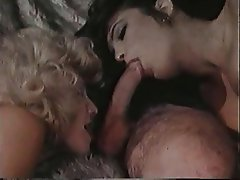 Big Boobs, Blonde, Brunette, Threesome, Vintage