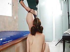 Big Butts, Brazil, Femdom, Lesbian