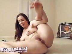 Amateur, Big Butts, Brunette, Webcam